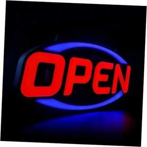 32 X 16 Open Sign Ultra Bright Extra Jumbo Led Neon Large Open Sign