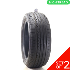 Set Of 2 Used 255 50r20 Goodyear Eagle Sport Ao 109h 9 10 32