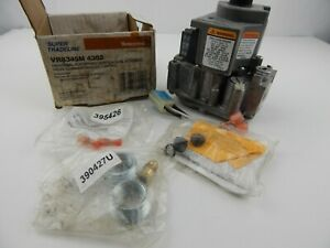 Vr8345m 4302 Honeywell Electronic Ignition Dual Auto Valve Comb Gas Control