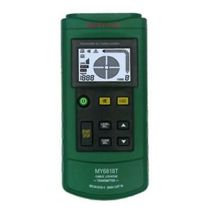 Underground Wire Tracker Cable Metal Pipe Locator Detector Professional Tester
