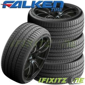 4 New Falken Azenis Fk510 Ultra High Performance 22540zr18 92y Tires Closeout Fits 22540r18