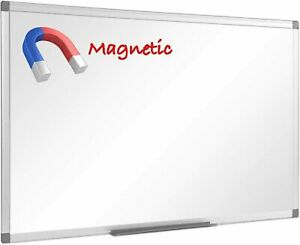 Magnetic Whiteboard Dry Erase White Board For Wall Board 48 X 36 36 X 24
