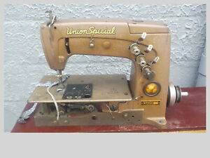 Industrial Sewing Machine Union Special 57 700 K two Needle Cover Stitch