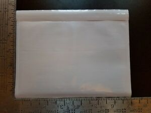100 7 X 5 5 Packing List Envelope Clear Face Invoice Slip Enclosed Pouch 1 2