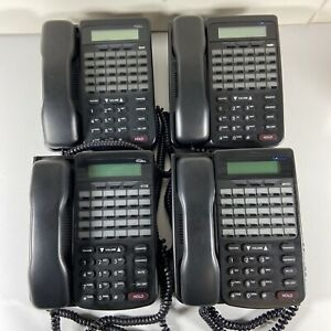 Comdial Lot 4 Digital Executive Phone Office Systems Black 7260 00 Clean b