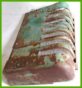 Ab1535r john Deere B Lh Grill original And Affordable Usa Fits S n 60 000 Up