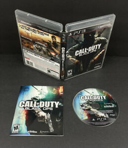 Call Of Duty Black Ops For PlayStation 3 PS3 Clean Disc Complete $12.95