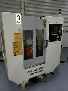Chevalier 4 Axis Cnc Mill