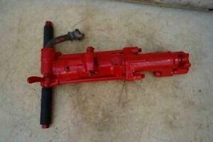 Central Pneumatic Rock Rock Drill Jack Hammer Model Cp 69 Tested Well