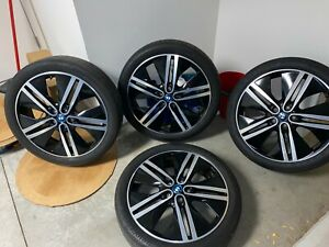 Bmw I3 20 In Wheels Rims And Tires Set Of 4 Oem