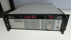 St Systron Donner Corp 1710b s1087 Microwave Synthesizer