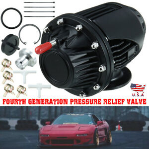 For Hks Bov Ssqv4 Universal 25mm Super Sequential Turbo Blow Off Valve Black Usa