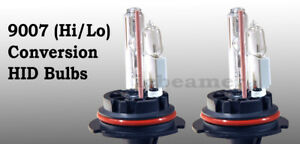 9007 Hb5 Xenon Hid Conversion 6000k Diamond White Light Replacement Bulbs A184 Fits 2004 Saturn Ion