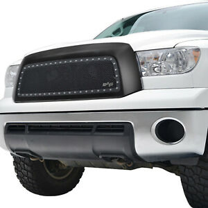 Fit For 07 09 Toyota Tundra Mesh Grille Front Replacement With Abs Shell