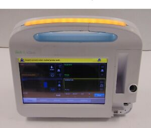 Welch Allyn 6000 Series Vital Signs Monitor 65ntxx Powers On Parts Or Repair