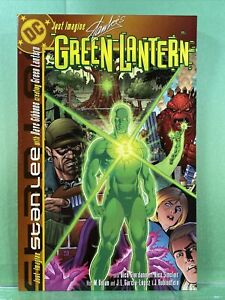 Green Lantern Just Imagine Stan Lee With Dave Gibbons Creating 2001 Graphic Nove $10.00