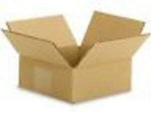 14x14x4 Shipping Moving Packing Boxes 25 Ct