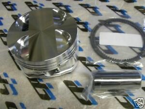Cp Pistons Prelude Accord H22a Sleeved Block Only 87mm Bore 10 0 Compression