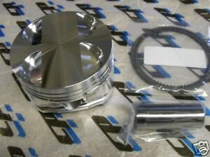 Cp Pistons Prelude Accord H22a Sleeved Block Only 87mm Bore 9 0 Compression
