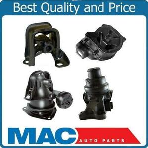 Fit For 1995 1998 Honda Odyssey Engine Motor Transmission Mount Kit 4pc