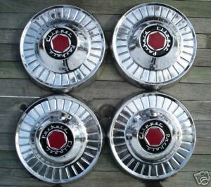 Packard Clipper Hubcaps Hub Caps Wheel Covers Wheels
