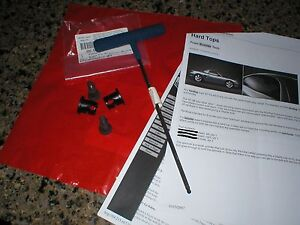 1997 2004 Porsche Boxster S 986 Hardtop Hard Top Install Kit And Perfect Tool