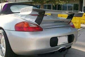 Porsche 986 Boxster To 997 Gt3 Rs Update Spoiler Wing
