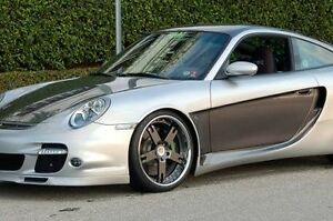 Porsche 996 To 997 Turbo Gto Widebody Conversion New