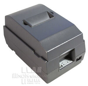 Epson Tm u200b Pos Printer Auto cut Serial Interface Dark Grey