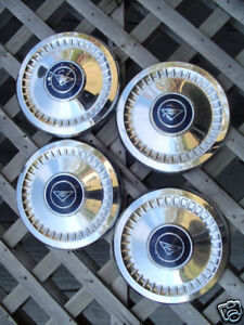 Chevrolet Chevy Ii Corvair Wheel Covers Hubcaps Wheels Center Caps Vintage