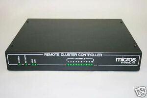 Micros Remote Cluster Controller