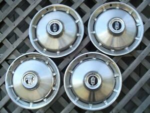 Oldsmobile Jetstar Custom Cruiser Hubcaps Wheel Covers