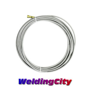 Mig Welding Gun Liner 44 116 15 1 16 For Tweco 3 4 Lincoln 3 400a Us Seller