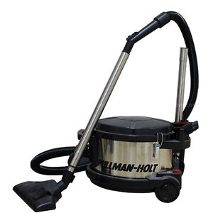 Pullman holt 390asb Hepa Vacuum 1 5hp 4 Gallon Mold Industrial Abatement Rrp