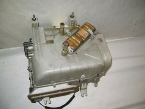 86 89 Honda Accord Oem Complete Heater Core Unit Assembly Box