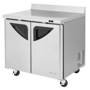 Turbo Air Twr 36sd 36 Worktop Refrigerator