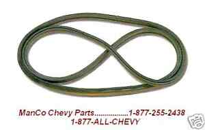 1959 59 1960 60 Buick Olds Pontiac Windshield Seal