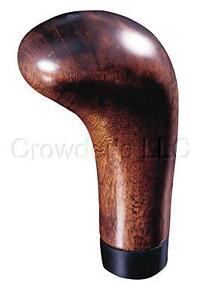 Personal Shift Knob Anatomic Mahogany Wood