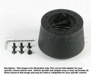 Nardi Personal Steering Wheel Hub Adapter For Jaguar Xj S Xjs Models 1976 1989