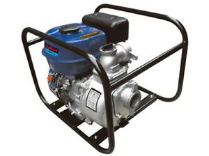 Lf 6 5hp Npt 3 Semi Trash Epa Gas Engine Water Pump
