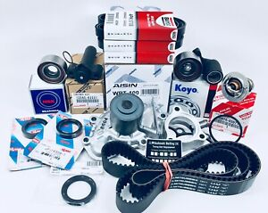 3 4l V6 Complete Timing Belt Water Pump Kit With Genuine Thermostat Hyd Tens