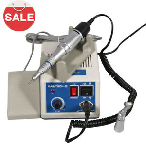 New Dental Lab Marathon Micromotor N3 35k Rpm Straight Contra Angle Handpiece