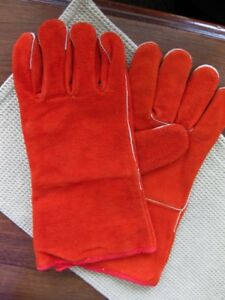 Anchor Brand Large Suede Welding Leather Work Gloves