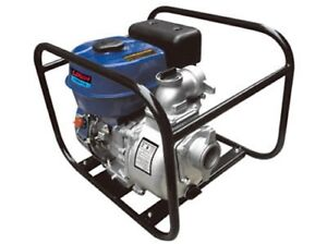 6 5hp 2 Npt Semi Trash Gas Water Pump Epa Approval
