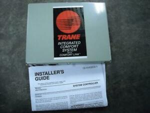 Trane Zscntral010 Integrated Comfort System With Comfort Link 165921