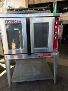 Blodgett Single Or Double Convection Oven