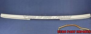 Mercedes Benz E Class W211 Sedan Rear Spoiler Germany