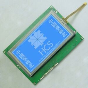 240x128 Graphic Lcd Module Display W T6963c Controller Touch Panel Screen