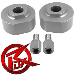 Super Duty 2 Front Coil Spacer Lift Leveling Kit Fits 99 20 Ford F250 F350 2wd