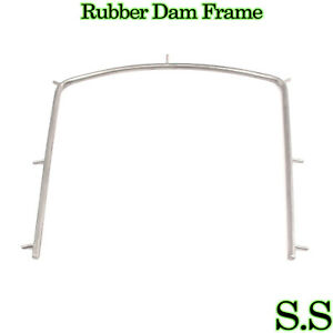 Rubber Dam Frame Small 4 X 4 Dental Instruments
